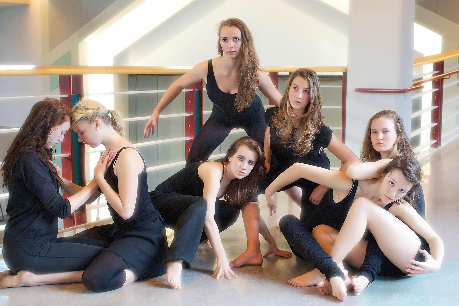 GISS Dance Class