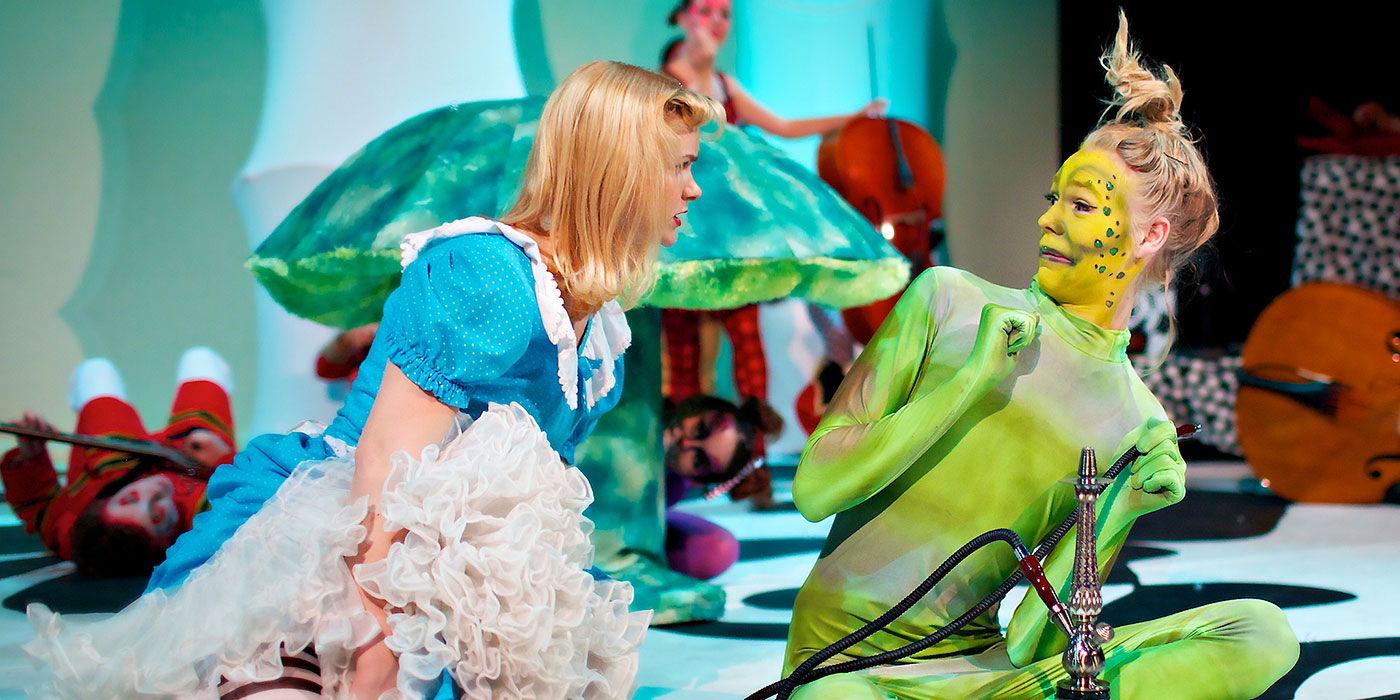 GISPA's Alice in Wonderland